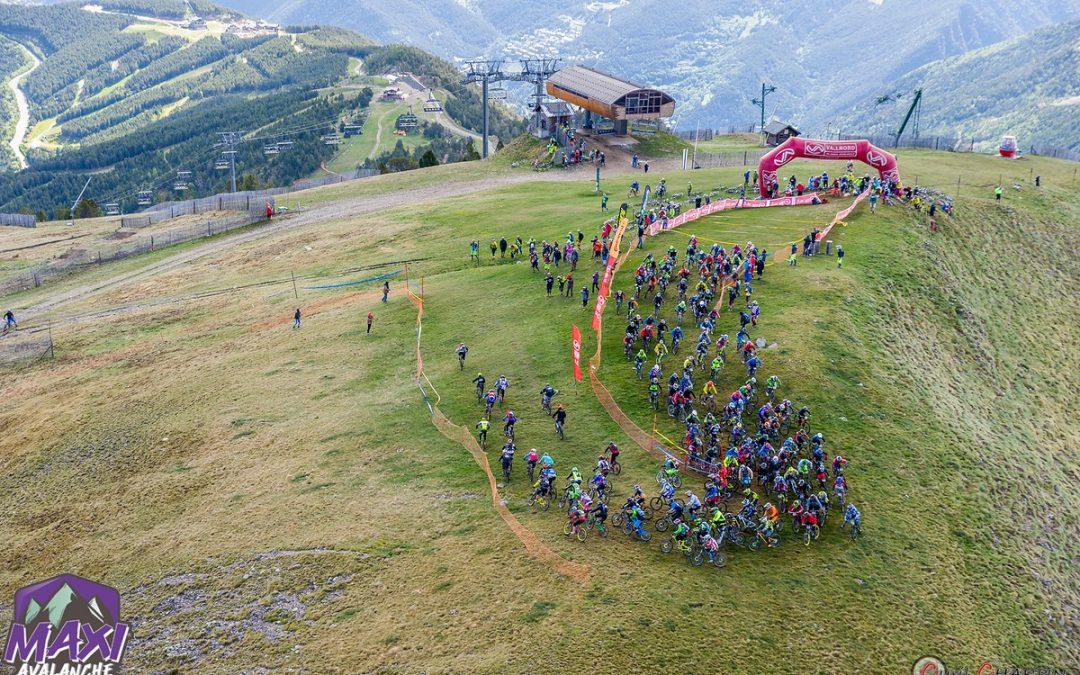 Maxiavalanche Andorra – June 2017