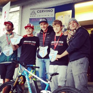 photo e bike serie cervinia