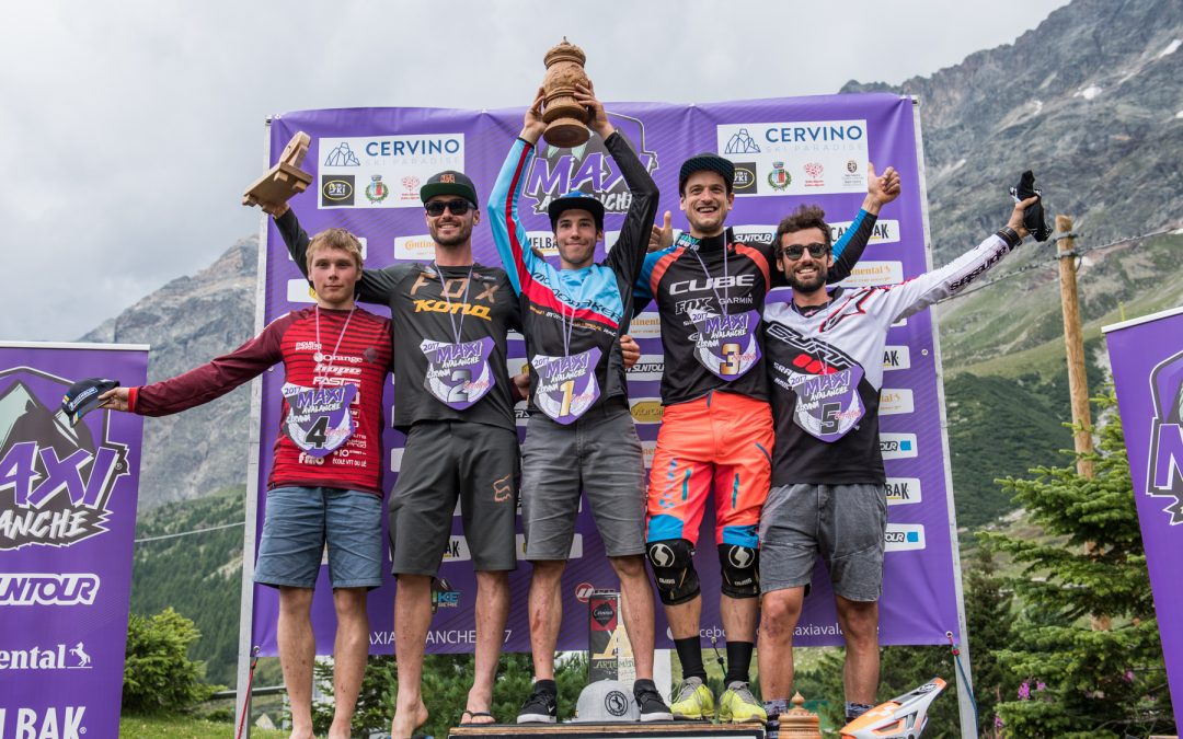 MAXIAVALANCHE CERVINIA / Race Report