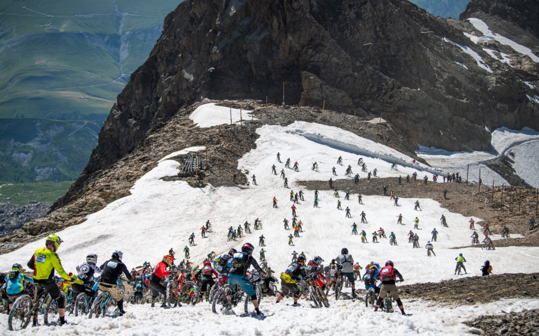 MEGAVALANCHE 2019 : first race!