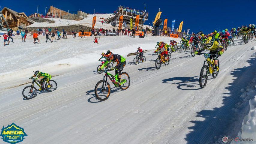 Megavalanche Alpe d'Huez 3 au 9 juillet