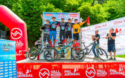 Maxiavalanche Vallnord: Race day !