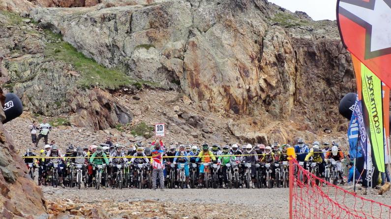 Mega Alpe d'Huez 2014