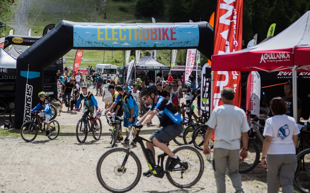 Electro Bike Auron – VTT sous le soleil de Haute Tinée