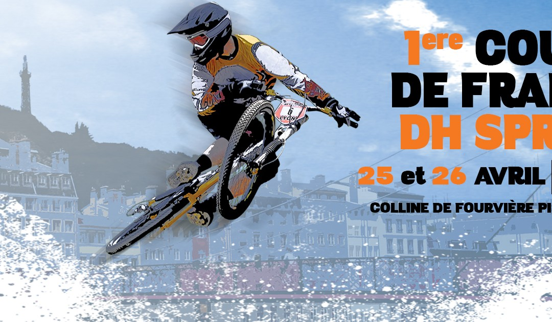 1ère Coupe de France de DESCENTE SPRINT