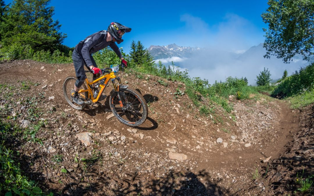 MEGAVALANCHE 2019 is launched the ENDURO D'OZ !