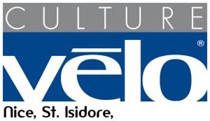 LOGO CultureVelo-nice-St-Isidore