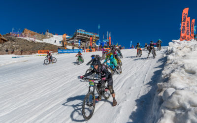 MEGAVALANCHE: first race day !