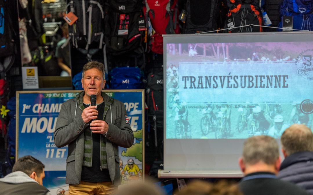 Transvesubienne: A 30 years old adventure!
