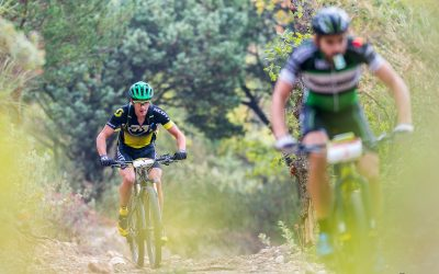 Transv West: Long distance MTB south of France
