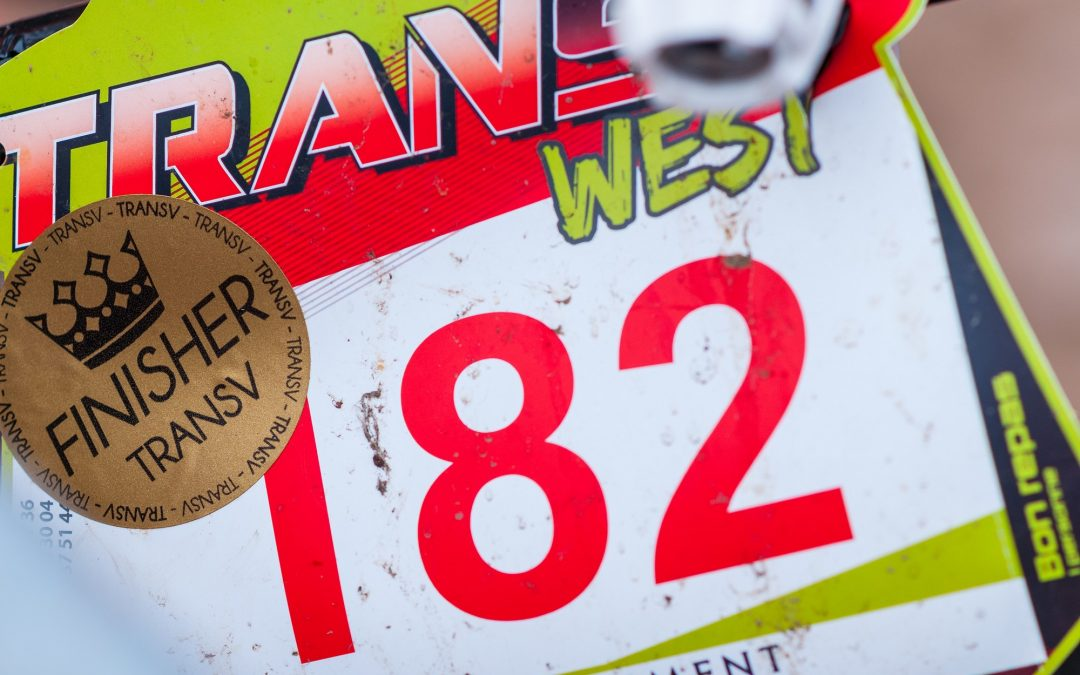 TRANSV West : récit de course